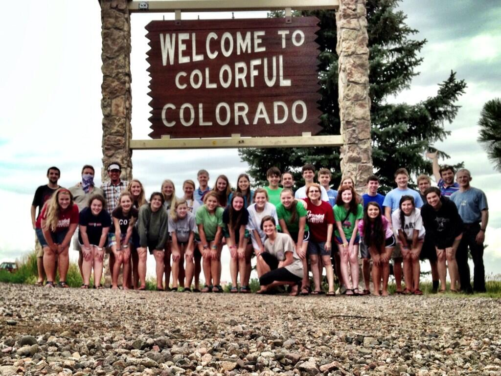Denver Mission Trip (photos)