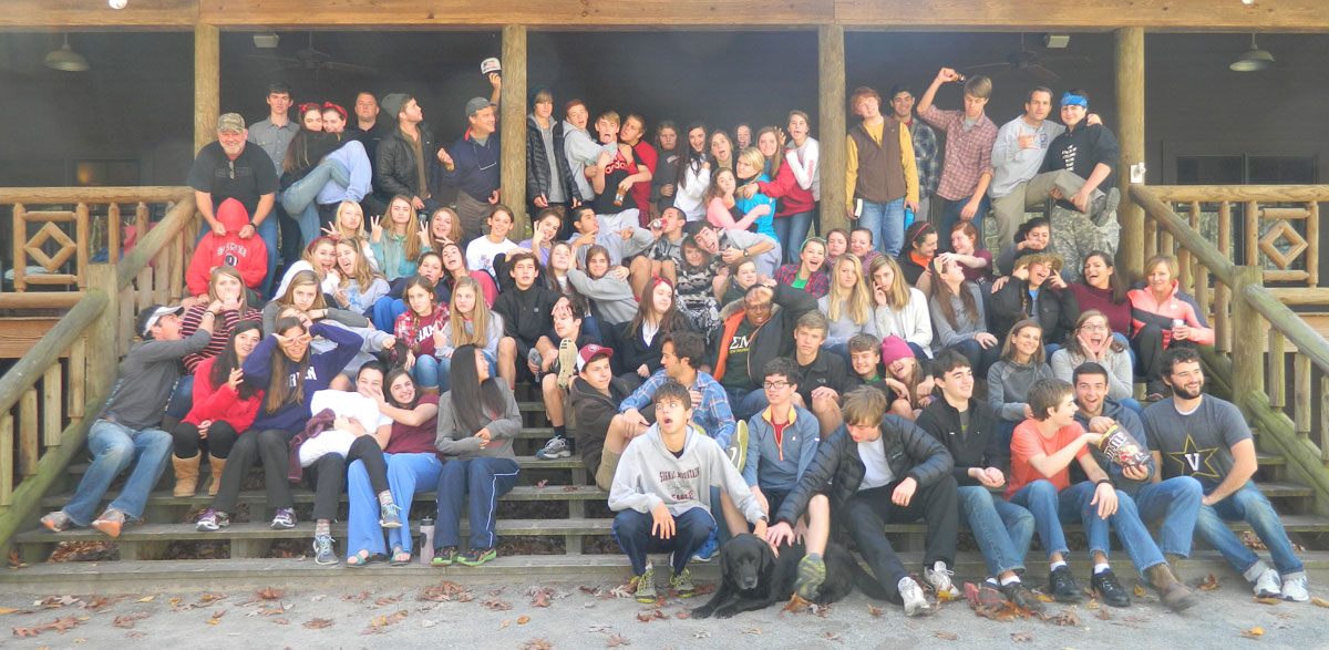 Genuine (High School Fall Retreat)