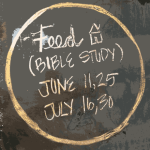 Feed: Summer Bible Study
