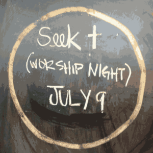 Seek: Summer Worship