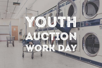 Youth Auction Work Day