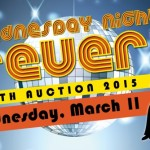 Wednesday Night Fever! Youth Auction 2015