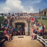 High School Mission Trip (instagram)