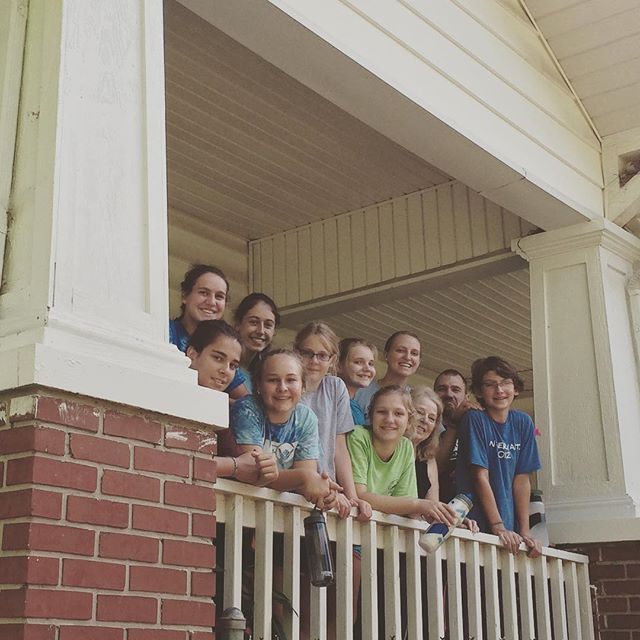 Middle School Mission Trip: Thursday