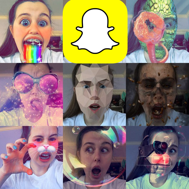 How to Snapchat Like the Teens