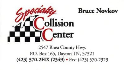 Speciality Collision Center
