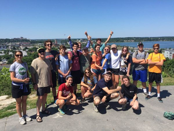 High School Mission Trip: Portland (photos)