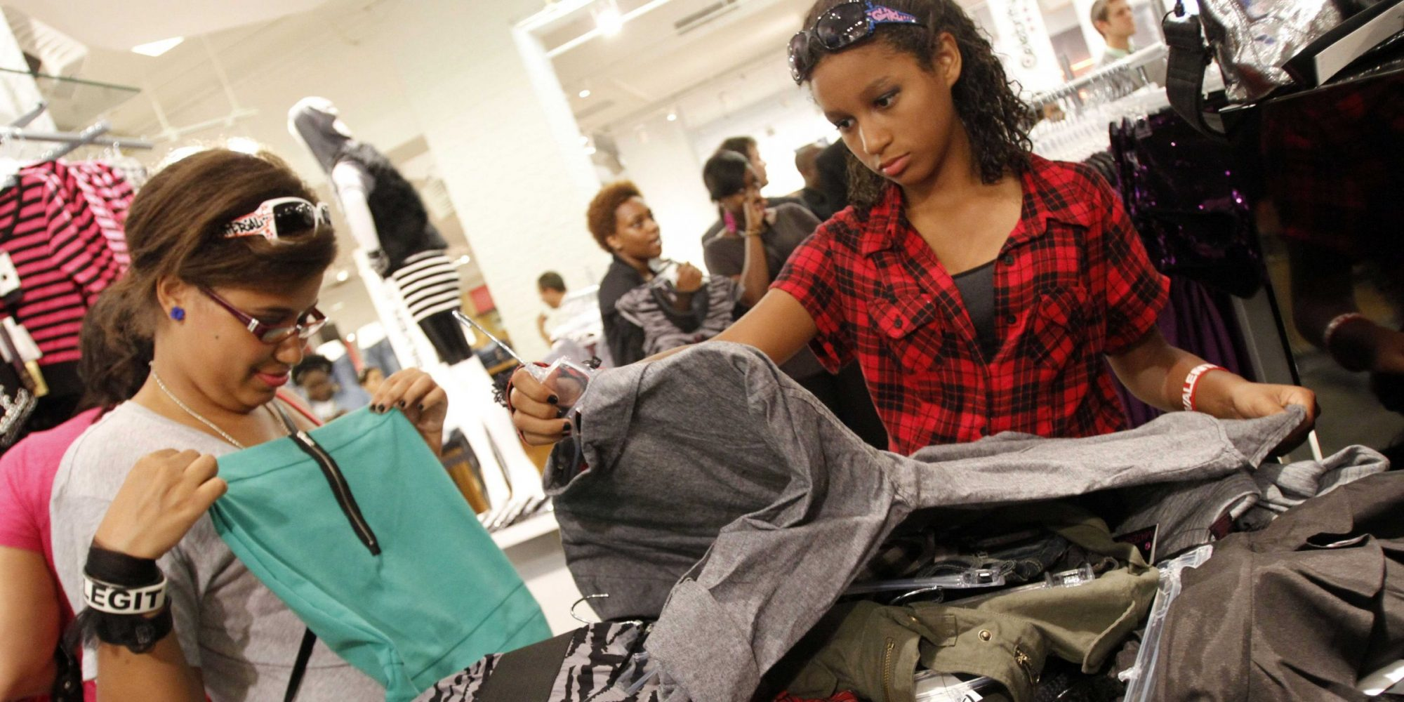 Teens no longer want the one thing retailers have been banking on for years