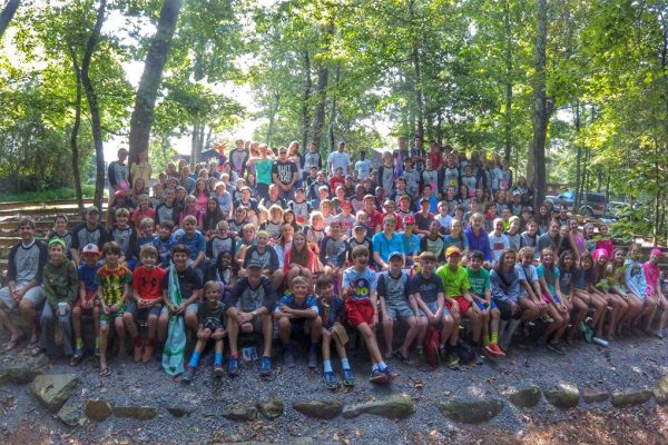 Work Crew: Trek Fall Retreat 2016