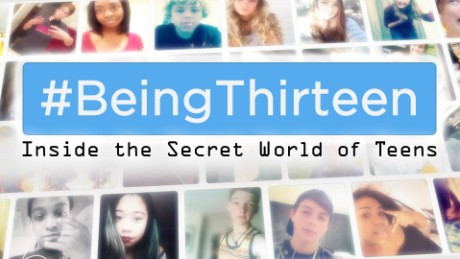 Being Thirteen: Inside The Secret World of Teens