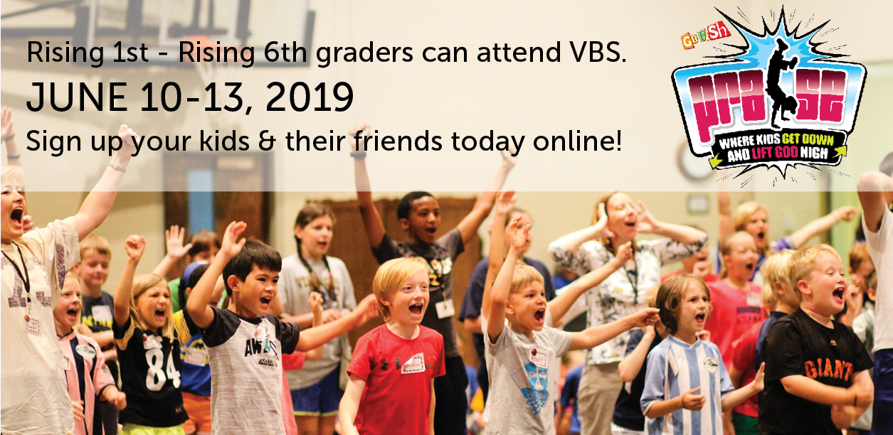 VBS 2019 – Volunteer!