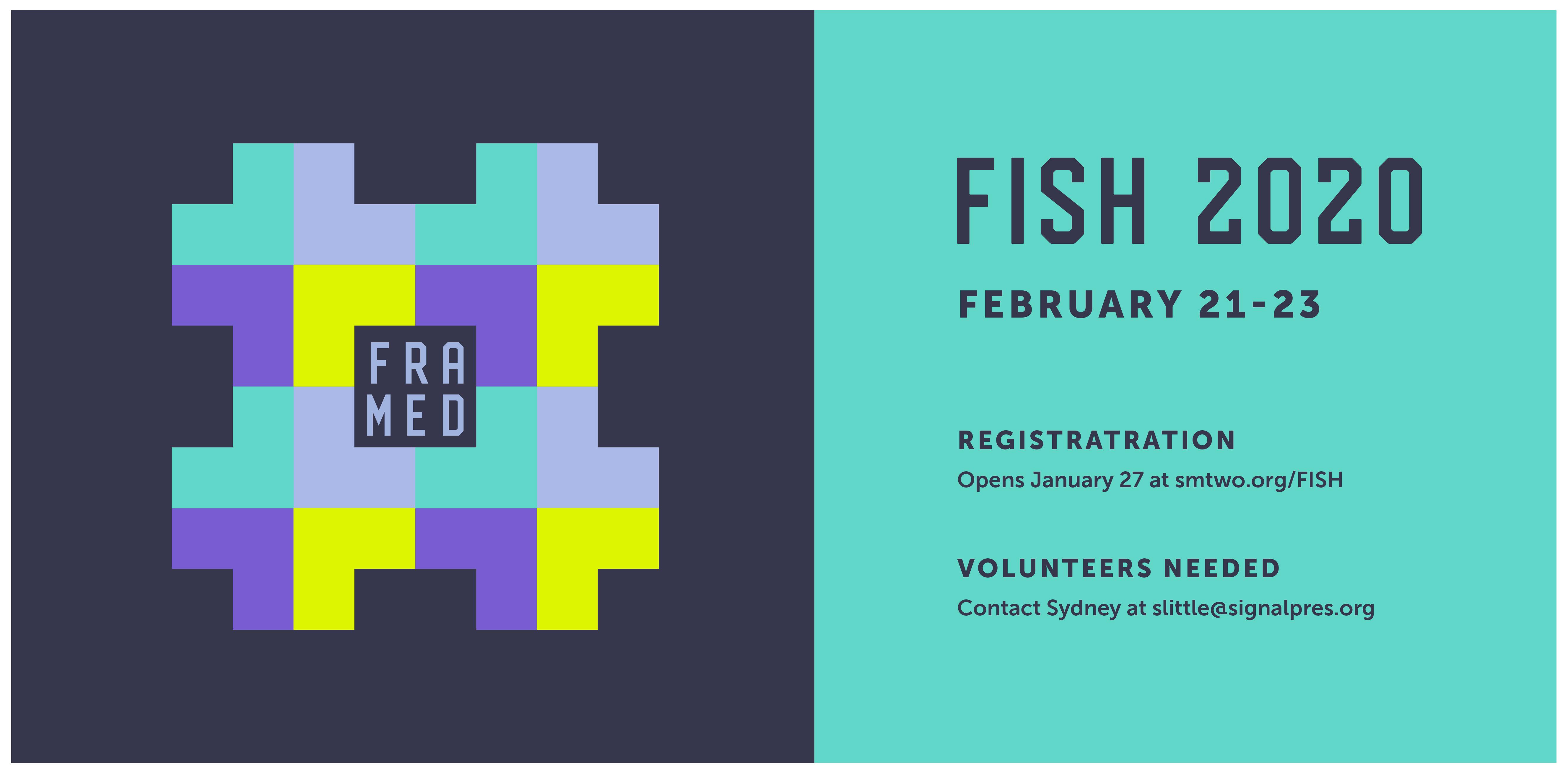 FISH 2020 Volunteers