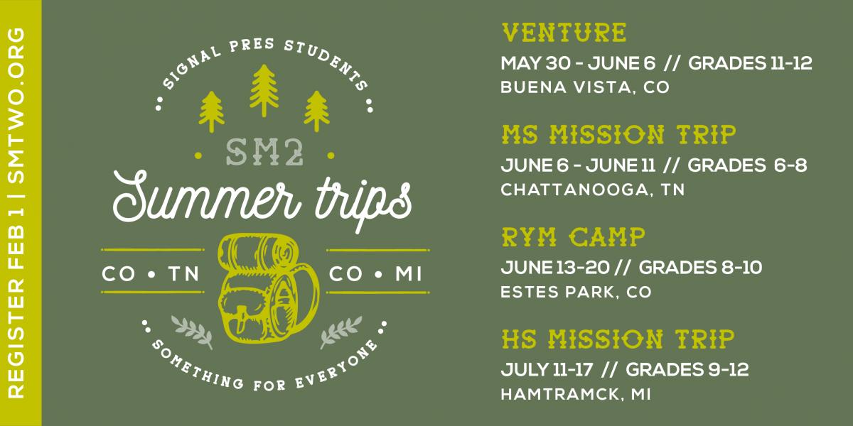 Summer Trips 2021
