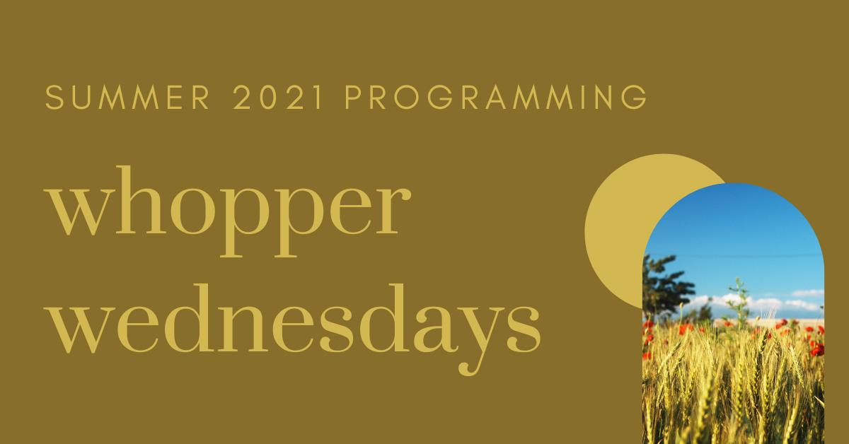 Whopper Wednesdays