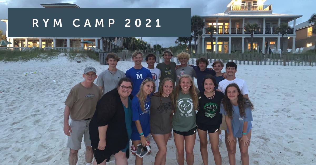 RYM Camp Recap